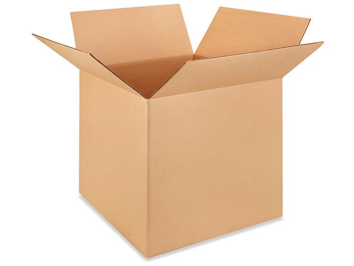 """30 x 30 x 30"""" 275 lb Double Wall Corrugated Boxes S-4867"""
