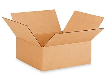 """13 x 13 x 5"""" Corrugated Boxes S-4887"""