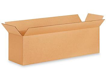 """28 x 8 x 8"""" Long Corrugated Boxes S-4913"""