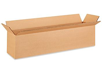 """26 x 6 x 6"""" Long Corrugated Boxes S-4938"""