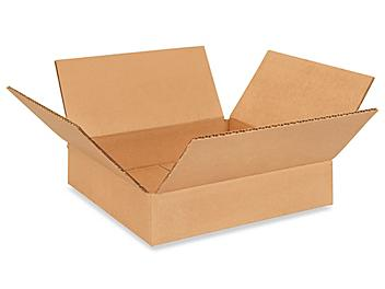 """10 x 10 x 2"""" Corrugated Boxes S-4942"""