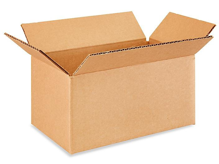"""10 x 6 x 5"""" Corrugated Boxes S-4951"""