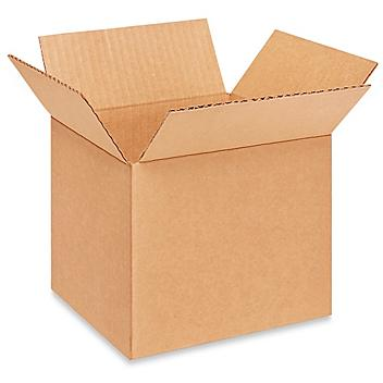 """7 x 6 x 6"""" Corrugated Boxes S-4974"""