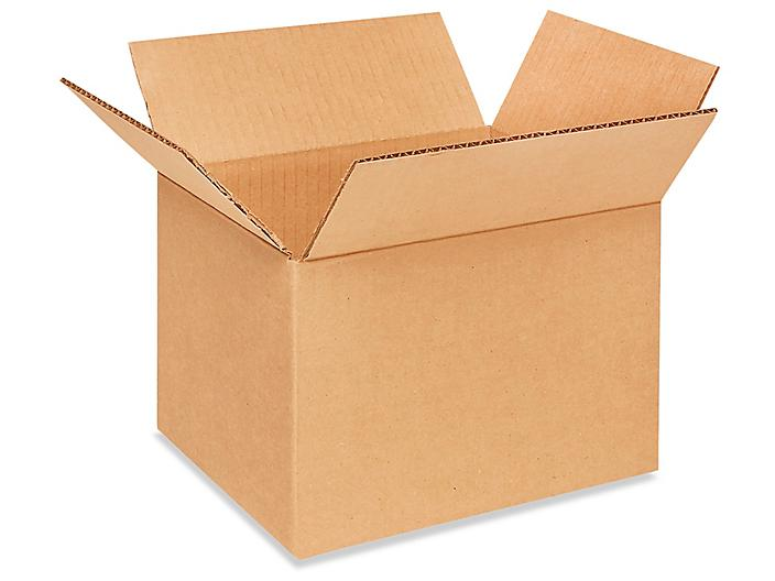 """9 x 7 x 6"""" Corrugated Boxes S-4976"""