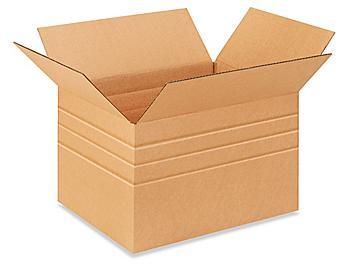 """18 x 14 1/2 x 12"""" Multi-Depth Corrugated Boxes S-559"""