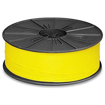 Plastic Twist Tie Spool - Yellow S-568Y