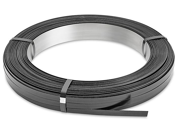 "Standard Grade Steel Strapping - 3/4"" x .028"" x 1,470' S-6058"