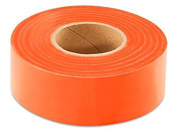 Flagging Tape - Fluorescent Orange S-6089FO