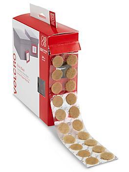 "Velcro® Brand Combo Dots Pack - 3/4"", Beige S-6098"