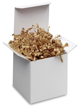 Crinkle Paper - 10 lb, Kraft S-6118