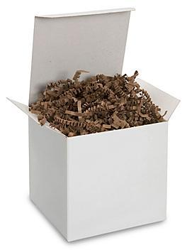 Crinkle Paper - 10 lb, Chocolate S-6119CHOC