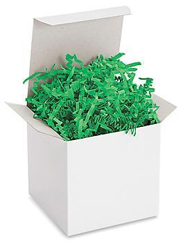 Crinkle Paper - 10 lb, Green S-6119G