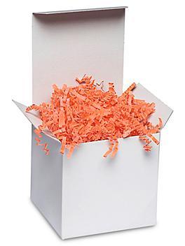 Crinkle Paper - 10 lb, Orange S-6119OR
