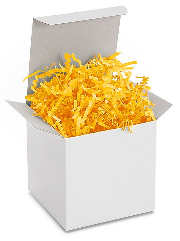 Crinkle Paper - 10 lb, Yellow S-6119YE