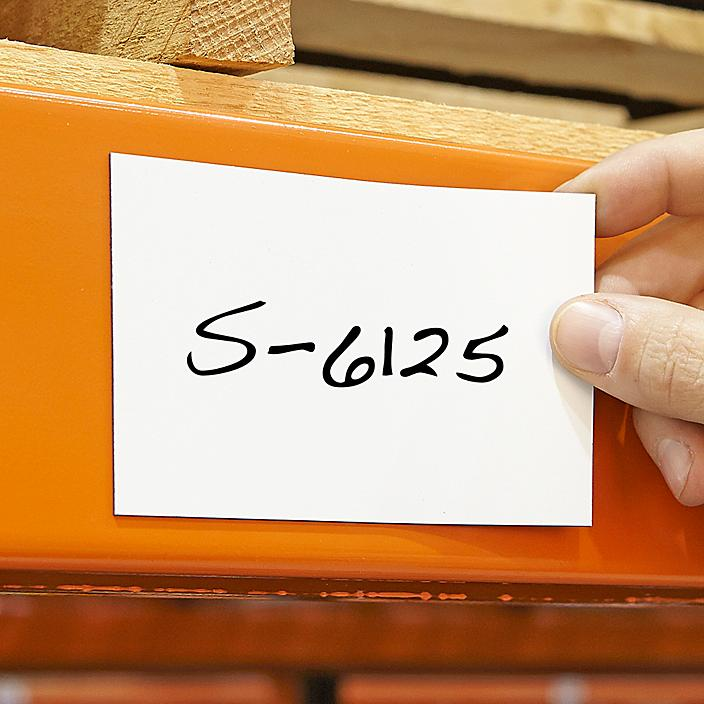 """Magnetic Strips - 3 x 5"""" S-6125"""