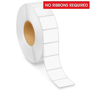 """Industrial Direct Thermal Labels - 2 x 1 1/2"""" S-6261"""