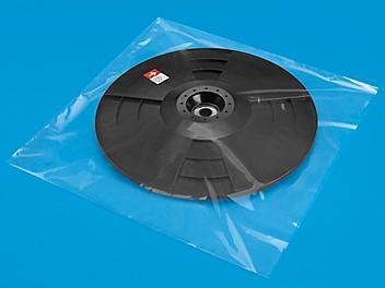 """24 x 24"""" 1 Mil Poly Bags S-6318"""