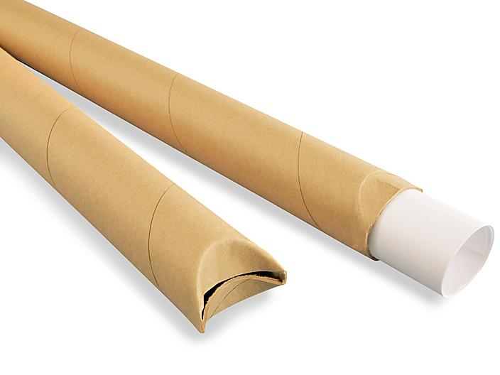 """Snap-Seal Tubes - 2 x 36"""", .070"""" thick S-634"""