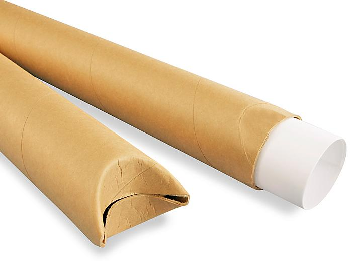 """Snap-Seal Tubes - 3 x 36"""", .080"""" thick S-636"""