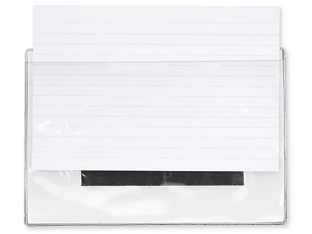 "Magnetic Vinyl Envelopes - 6 x 4"" S-6382"