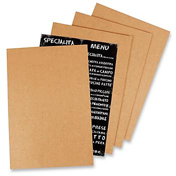 """26 x 38"""" Chipboard Pads - .022"""" thick S-6419"""