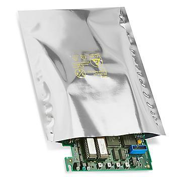 """Dri-Shield™ Moisture Barrier Bags - 8 x 10"""" S-6497"""