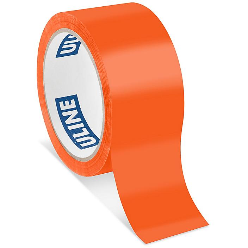 "Color Coded Tape - 2"" x 55 yds, Orange S-700O"