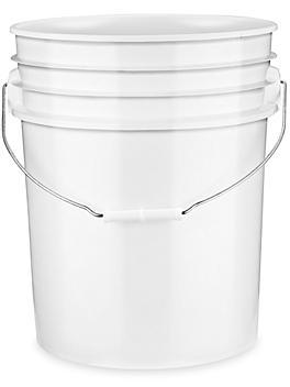 Plastic Pail - 5 Gallon