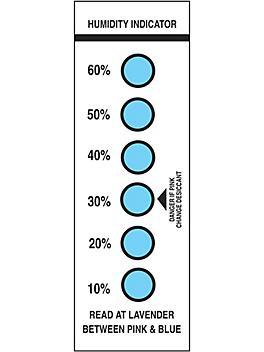 Humidity Indicators - 10-60% S-8028