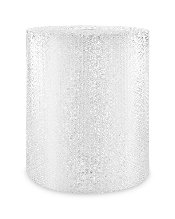 """Heavy Duty Bubble Roll - 48"""" x 250', 1/2"""", Non-Perforated S-8035"""