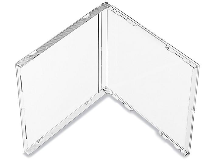Unassembled Jewel Case - Clear Outer Case S-8111C