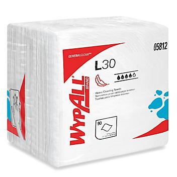 WypAll® Economizer L30 1/4 Fold Wipes S-8147