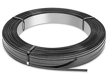 "Standard Grade Steel Strapping - 1/2"" x .020"" x 3,087' S-825"