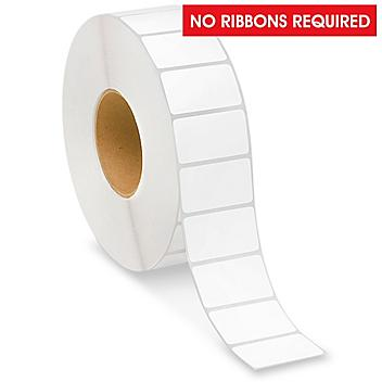 """Industrial Direct Thermal Labels - 2 1/4 x 1 1/4"""" S-8364"""