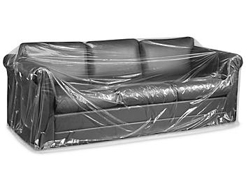 """Poly Furniture Covers - 3 Mil, 152 x 45"""" S-8391"""