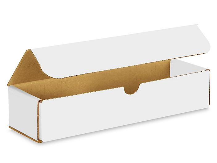 """10 x 3 x 2"""" White Indestructo Mailers S-844"""