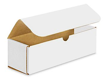 """10 x 3 x 3"""" White Indestructo Mailers S-845"""