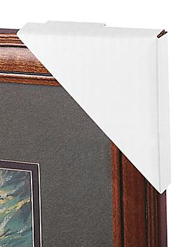 """Corrugated Frame Protectors - 4 x 4"""" S-8474"""