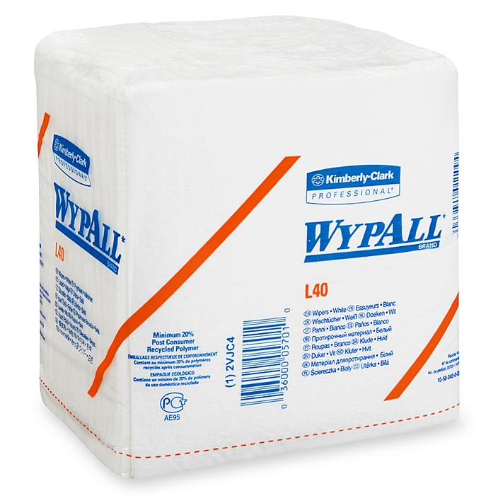 WypAll® L40 1/4 Fold Wipers S-8490