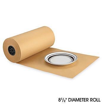 """60 lb Kraft Paper Roll - 18"""" x 600' S-8512"""