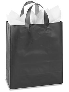 "Frosty Shoppers - 10 x 5 x 13"", Debbie, Black S-8578BL"