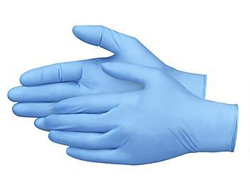 Uline Industrial Nitrile Gloves - Powder-Free, 6 Mil, XL S-9643X