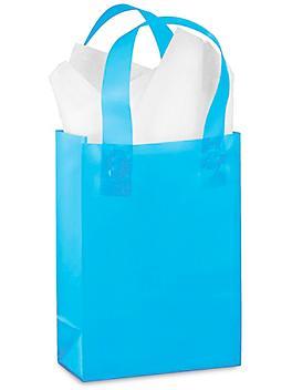 "Frosty Shoppers - 5 3/4 x 3 1/4 x 8 3/8"", Rose, Blue S-9697BLU"