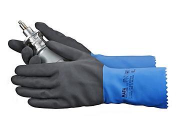 Gants en néoprène résistant aux produits chimiques – 12 po
