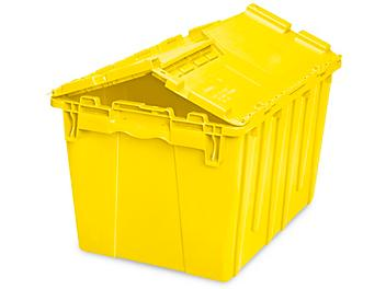 """Round Trip Totes - 19.8 x 13.8 x 11.8"""", Yellow S-9744Y"""