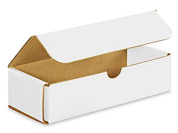 """8 x 3 x 2"""" White Indestructo Mailers S-974"""