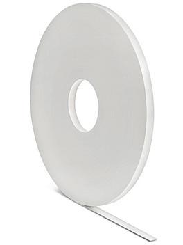 "Uline Economy Double-Sided Foam Tape - 1/2"" x 72 yds"