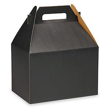 "Gable Boxes - 9 x 6 x 6"""