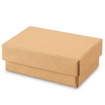 """Jewelry Boxes - 2 1/2 x 1 1/2 x 7/8"""", Kraft S-9813"""