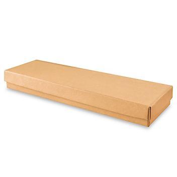 """Jewelry Boxes - 8 x 2 x 7/8"""", Kraft S-9815"""